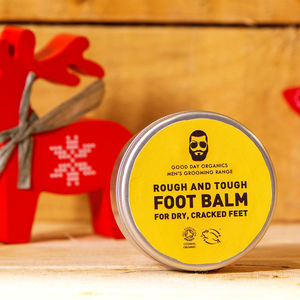 Men's Winter Skin Organic Foot Balm