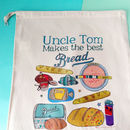 Personalised Bread Storage Bag