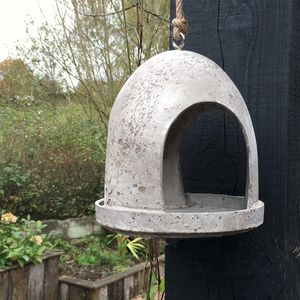 Dome Bird Feeder - bird feeders