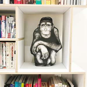 Chimp Champ Sofa Sculpture® Cushion