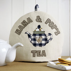 Personalised Couples Tea Cosy