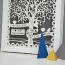 personalised tree gift