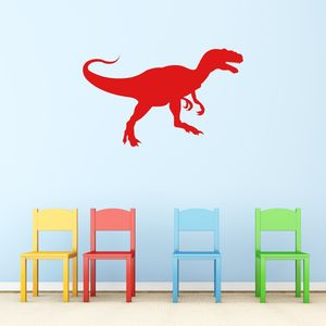 T Rex Dinosaur Vinyl Wall Sticker - wall stickers