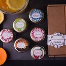 Cocktail Jam And Marmalade Taster Box