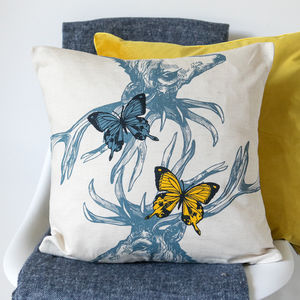 Stags Cushion