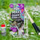 Make Giant Bubbles! My First Giant Bubble Kit