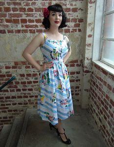 1940's Inspired 'Clara' Dress And Bolero Jacket - dresses