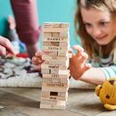 Personalised Family Stacking Tower Game