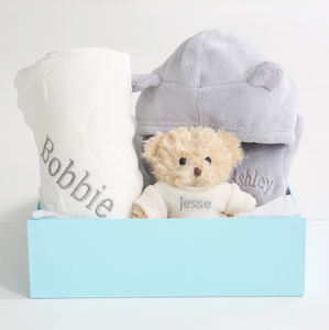 Home From Hospital Gift Set Neutral - new baby gifts
