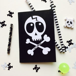 Party Bag Mini Pirate Notebook Or Stocking Filler - party bags and ideas