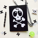 Party Bag Mini Pirate Notebook Or Stocking Filler