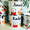 Personalised Christmas Children's Cup