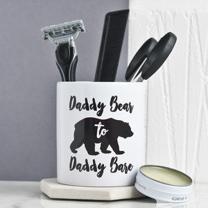 Daddy Grooming Pot