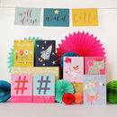 Mini Greetings Card Pack Of Jemima's Favourites