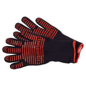 Safe Hands Oven Gauntlets For Kitchen And Barbecue