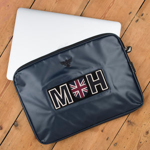 Personalised Tarpaulin Laptop Case - bags & purses