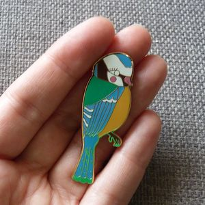 Cute Enamel Brooch - Various Designs