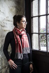 Howgill Stripe Wool Scarves