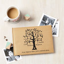 Personalised Family Tree Photo Album