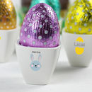 Personalised Easter Egg Cup