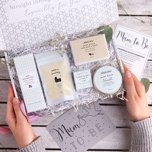 'Mum To Be' Letterbox Gift Set - personalised gifts