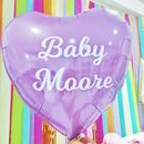 Personalised Baby Shower Balloon