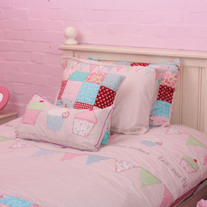 Tea Party Duvet Set