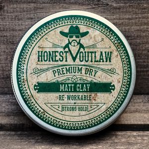 Premium Dry Matt Clay - hair care