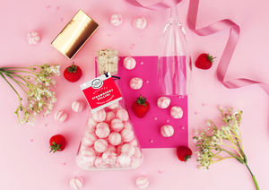 Strawberry Bellini Gourmet Sweets - gifts for her