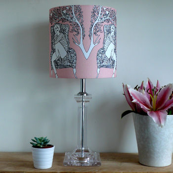 Lady Jane Lampshade In Pink