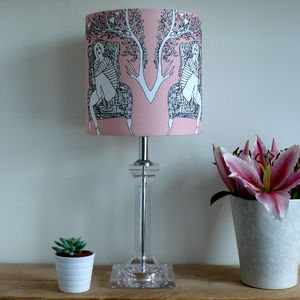 Lady Jane Lampshade In Pink - view all new