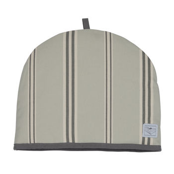 Organic Tea Cosy Eastnor Grey