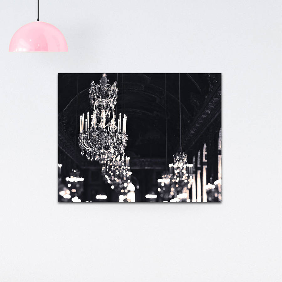 decor and entrance canvas bouclair of art oliver white gal fresh designs night wall dramatic black awesome chandelier