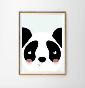 Panda Children's Print - what's new