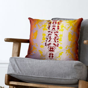 Exotic Vine Cushion - cushions