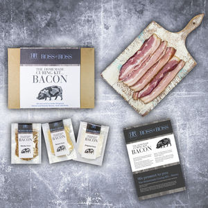 Make Your Own Bacon Kit - gifts for fathers