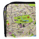 London Map Picnic Rug