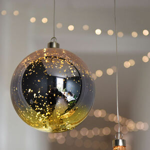 Christmas Bauble LED Light