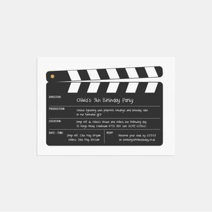 children s party invitations