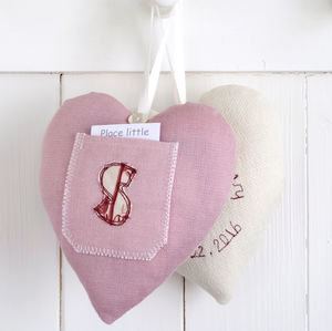 Personalised Tooth Fairy Heart