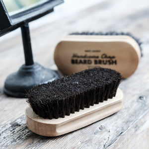 Beard Grooming Brush - men's grooming & toiletries