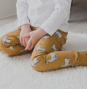 Handmade Baby And Toddler Unisex Alpaca Leggings - clothing