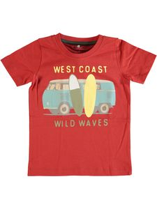 Campervan Short Sleeve T Shirt