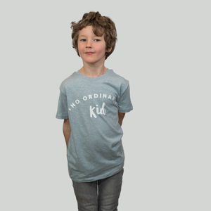 Kids T Shirt No Ordinary Kid