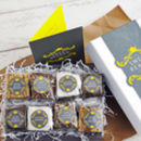 Gluten Free Luxury Brownie Gift Box