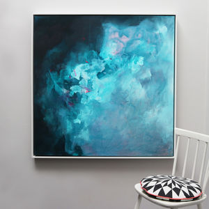 Honne An Original Painting On Canvas - canvas prints & art