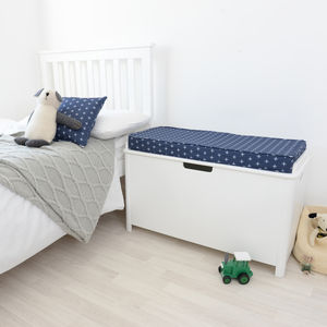 Baby And Child Toy Storage Seat Chest Box - children's room