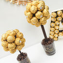 Personalised Ferrero Rocher® Sweet Tree