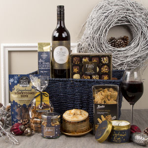 Starry Starry Night Festive Christmas Hamper - teas, coffees & infusions