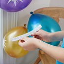 hidden message balloon kit